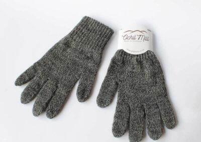 British-wool-glove-grey-tweed